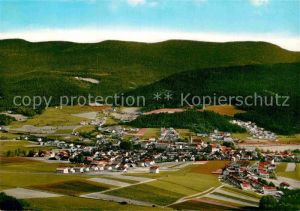 AK / Ansichtskarte Lam Oberpfalz Panorama Wald mit Schwarzeck Kat. Lam