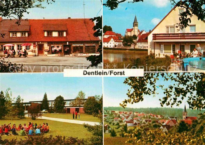 AK / Ansichtskarte Dentlein Forst  Kat. Dentlein a.Forst