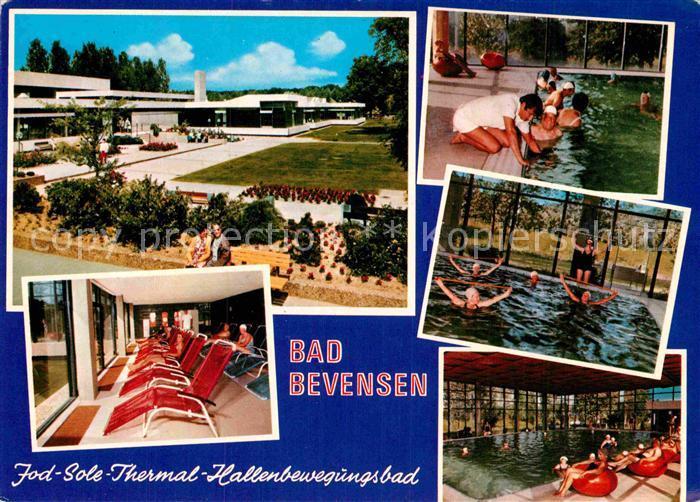AK / Ansichtskarte Bad Bevensen Thermalbad Details Kat. Bad Bevensen