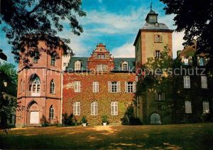 AK / Ansichtskarte Nassau Lahn Schloss des Reichsfreiherrn vom Stein Kat. Nassau