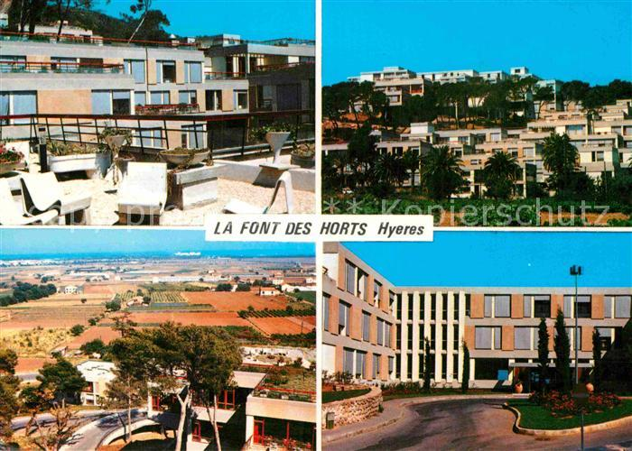 AK / Ansichtskarte Hyeres La Font des Horts Kat. Hyeres