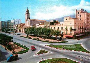 AK / Ansichtskarte San Carlos de la Rapita  Plaza de Carlos III Kat. Tarragona