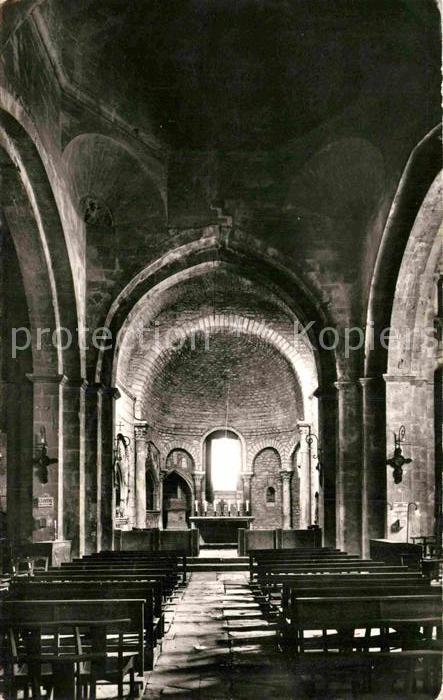 AK / Ansichtskarte Vaison la Romaine Vaucluse Interieur de l ancienne Cathedrale ND de Nazareth Kat. Vaison la Romaine