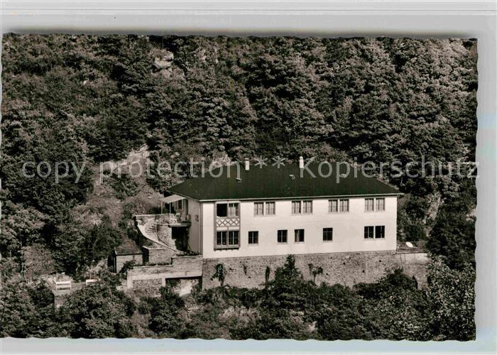 AK / Ansichtskarte Bertrich Bad Haus Kondelblick Kat. Bad Bertrich