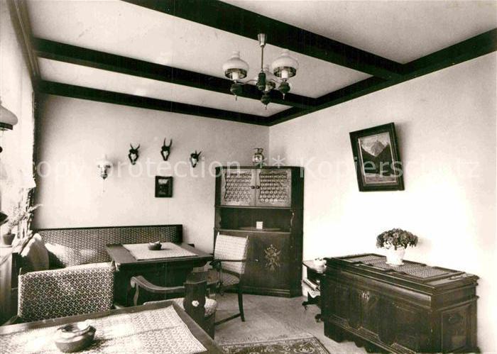AK / Ansichtskarte Bad Pyrmont Haus Breitschwert Kat. Bad Pyrmont