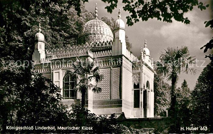 AK / Ansichtskarte Ettal Schloss Linderhof Kat. Ettal
