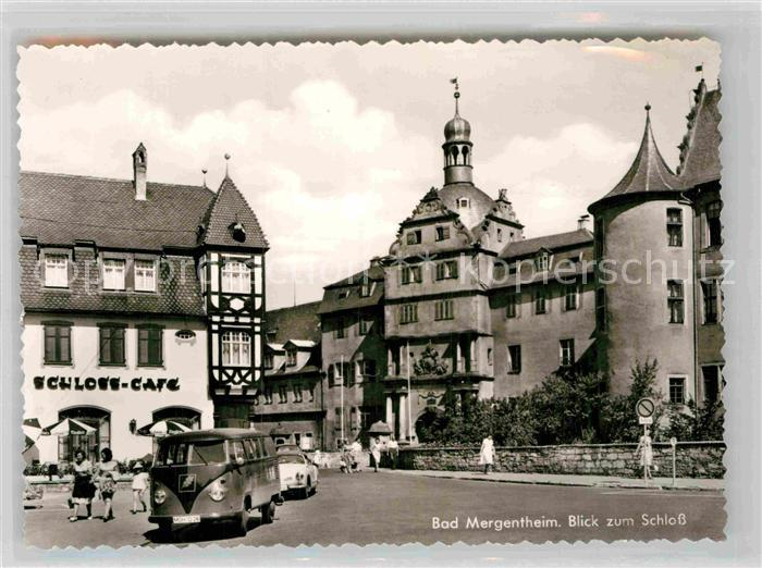 Schloss Cafe Bad Mergentheim