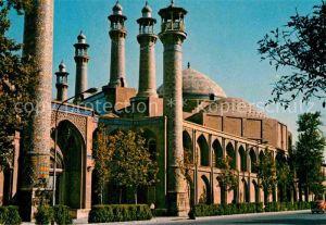 AK / Ansichtskarte Teheran Sepahsalar Mosque Kat. Iran
