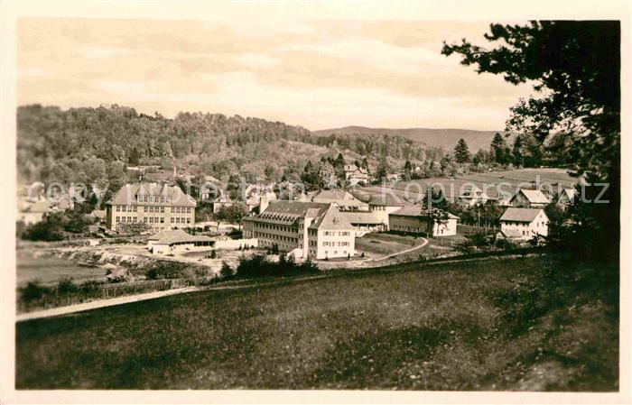 AK / Ansichtskarte Bad Liebenstein Blick auf Heinrich Mann Sanatorium Kat. Bad Liebenstein