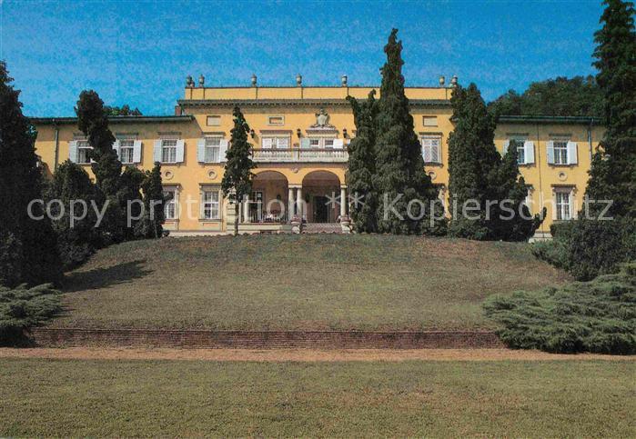 AK / Ansichtskarte Tihany Kastely Hotel Kat. Ungarn