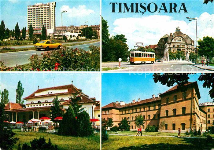 AK / Ansichtskarte Timisoara Teilansichten Kat. Timisoara