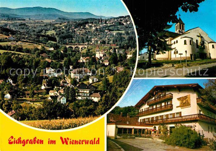 AK / Ansichtskarte Eichgraben im Wienerwald  Kat. Eichgraben
