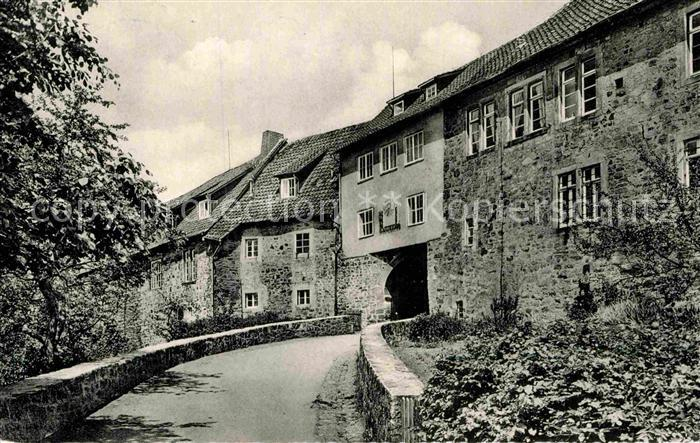 AK / Ansichtskarte Extertal Burg Sternberg  Kat. Extertal