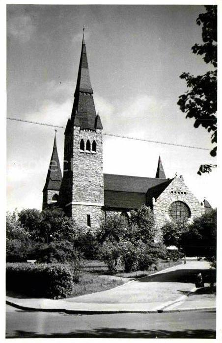 AK / Ansichtskarte Tampere Tuomiokirkko Kirche Kat. Tampere