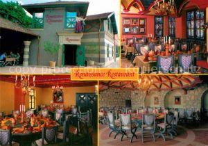 AK / Ansichtskarte Visegrad Renaissance Restaurant Gaststube Aussenansicht Kat. Ungarn