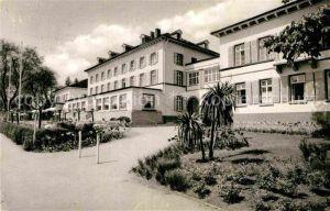 AK / Ansichtskarte Salzhausen Bad Kurhaus Kat. Nidda