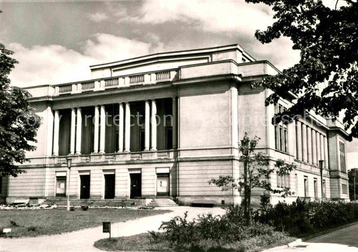 AK / Ansichtskarte Bydgoszcz Pommern Universitaet Kat. Bromberg Bydgoszcz