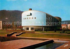 AK / Ansichtskarte Saint Die des Vosges La Salle des Fetes Kat. Saint Die des Vosges