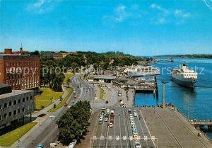 AK / Ansichtskarte Kiel Oslo Kai Kat. Kiel