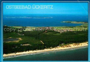 AK / Ansichtskarte ueckeritz Usedom Insel Usedom Fliegeraufnahme Kat. ueckeritz Usedom