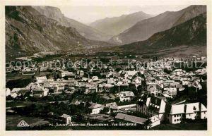 AK / Ansichtskarte Saint Jean de Maurienne Vue generale Alpes Kat. Saint Jean de Maurienne