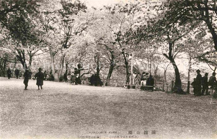 AK / Ansichtskarte Hakodate Park Kat. Hakodate 0