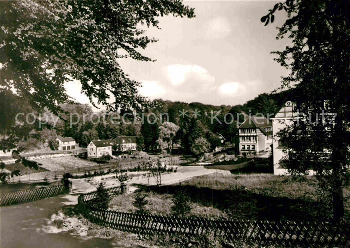 AK / Ansichtskarte Leichlingen Rheinland Pilgerheim Weltersbach Alterspflegeheim Kat. Leichlingen (Rheinland) 0