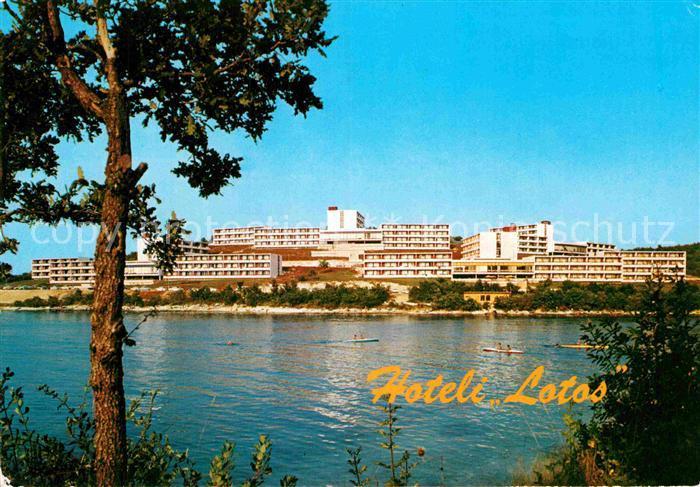 AK / Ansichtskarte Porec Hoteli Lotos Playa Laguna Kat. Kroatien 0