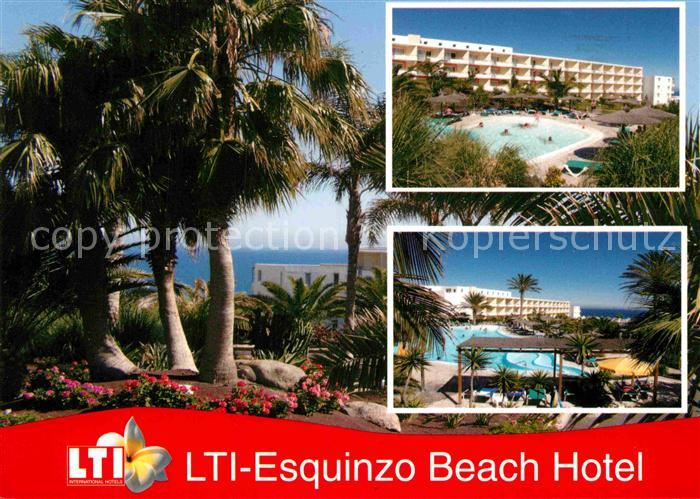 AK / Ansichtskarte Esquinzo Beach Hotel Swimming Pool Palmen 0