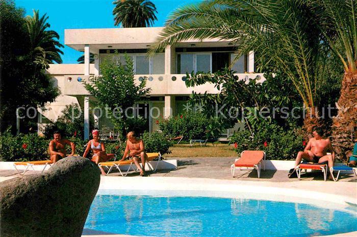 AK / Ansichtskarte Maspalomas Sun Club Swimming Pool Kat. Gran Canaria Spanien 0