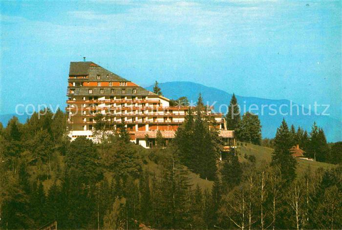 AK / Ansichtskarte Poiana Brasov Siebenbuergen Hotel Alpin Kat. Brasov