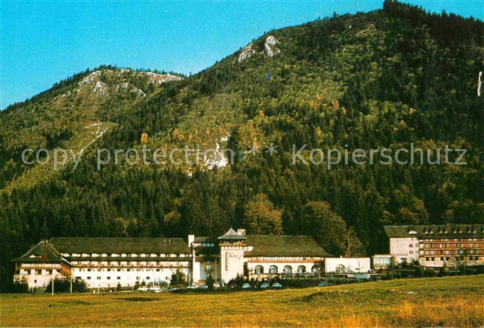 AK / Ansichtskarte Poiana Brasov Siebenbuergen Hotel Sporturilor Kat. Brasov