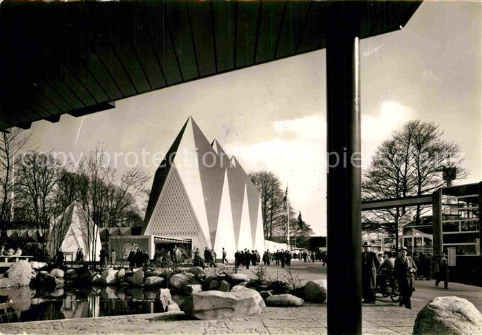 AK / Ansichtskarte Bruxelles Bruessel Exposition Universelle Sections etrangeres Kat.  0