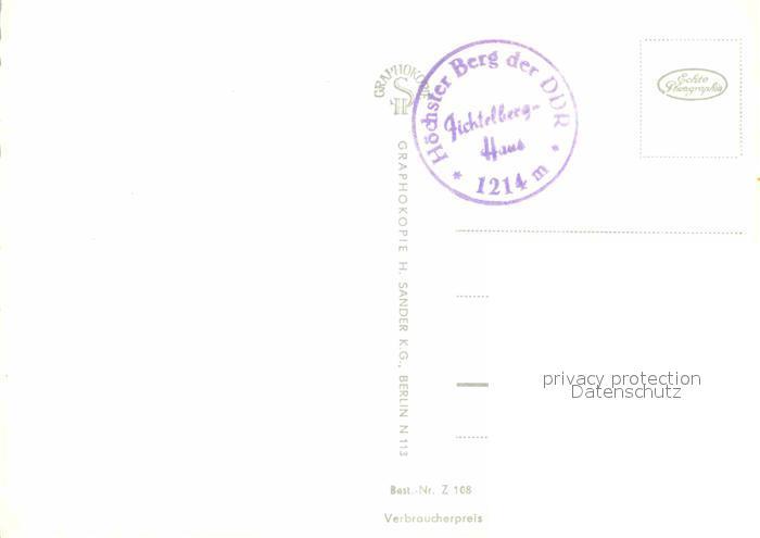 AK / Ansichtskarte Oberwiesenthal Erzgebirge Schoenjungferngrund mit Sprungschanzen Kat. Oberwiesenthal 1