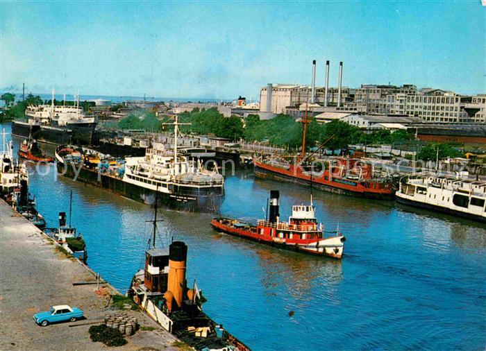 AK / Ansichtskarte Buenos Aires Hafen  Kat. Buenos Aires