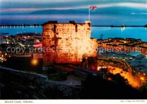 AK / Ansichtskarte Gibraltar Moorish Castle Kat. Gibraltar