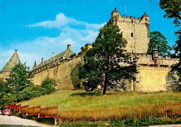 AK / Ansichtskarte Bad Bentheim Schloss Bentheim Kat. Bad Bentheim