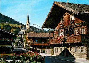 AK / Ansichtskarte Kirchberg Tirol Strassenpartie Kat. Kirchberg in Tirol