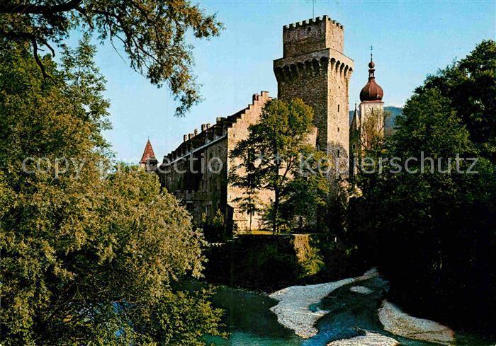AK / Ansichtskarte Waidhofen Ybbs Schloss Kat. Waidhofen an der Ybbs