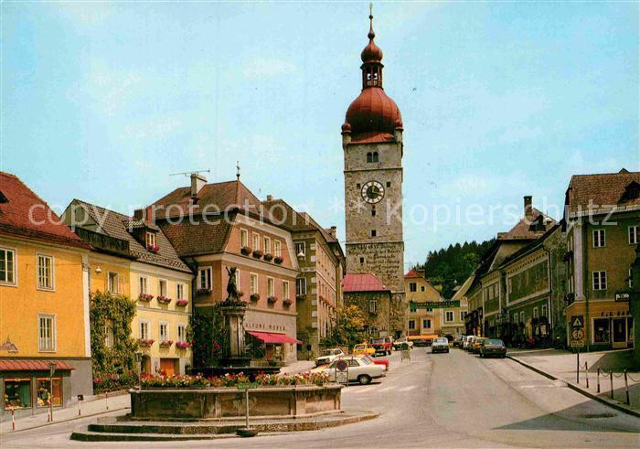 AK / Ansichtskarte Waidhofen Ybbs Stadtturm Kat. Waidhofen an der Ybbs