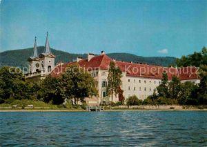 AK / Ansichtskarte Tegernsee Kloster  Kat. Tegernsee