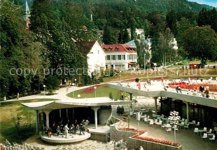 AK / Ansichtskarte Badenweiler Kurhaus  Kat. Badenweiler