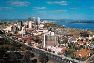 AK / Ansichtskarte Perth Western Australia Teilansicht  Kat. Perth