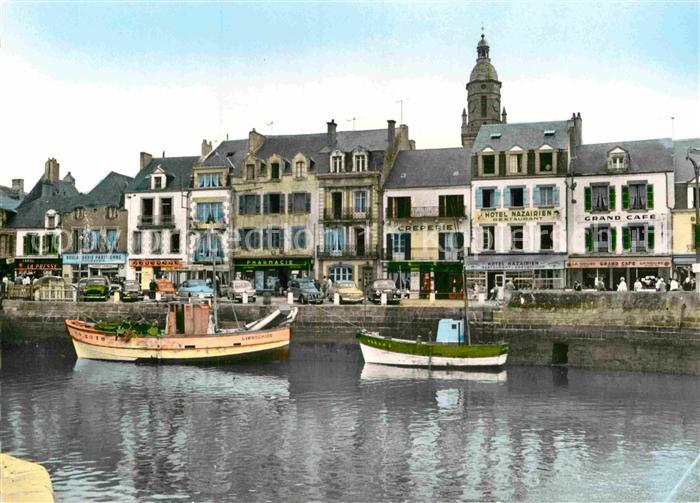 AK / Ansichtskarte Le Croisic Le Quai du Port Ciguet Kat. Le Croisic