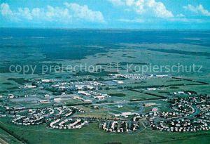 AK / Ansichtskarte Manitoba Canadian Forces Base Shilo Fliegeraufnahme Kat. Kanada