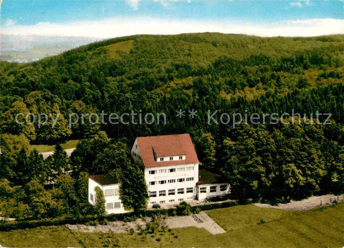 AK / Ansichtskarte Bad Essen Ev Muettergenesungsheim Sonnenwinkel Fliegeraufnahme Kat. Bad Essen