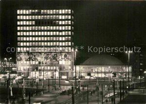 AK / Ansichtskarte Berlin Alexanderplatz Haus des Lehrers  Kat. Berlin
