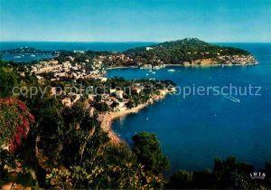 AK / Ansichtskarte Saint Jean Cap Ferrat Panorama  Kat. Saint Jean Cap Ferrat