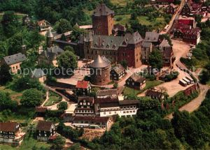 AK / Ansichtskarte Burg Wupper Burg Wupper Fliegeraufnahme Kat. Solingen