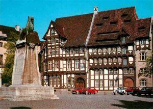 AK / Ansichtskarte Braunschweig Burgplatz Handwerkskammer Gildehaus Kat. Braunschweig